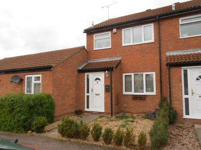 3 Bedrooms End Of Terrace House for sale in Alburgh Close, Bedford, Bedfordshire