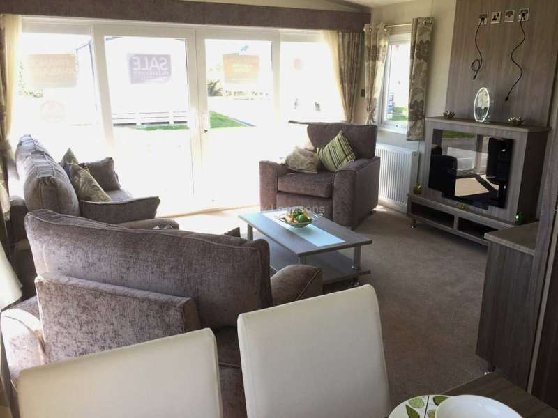 2 Bedrooms Caravan Mobile Home for sale in Dawlish Sands Holiday Park, Warren Road, Dawlish Warren