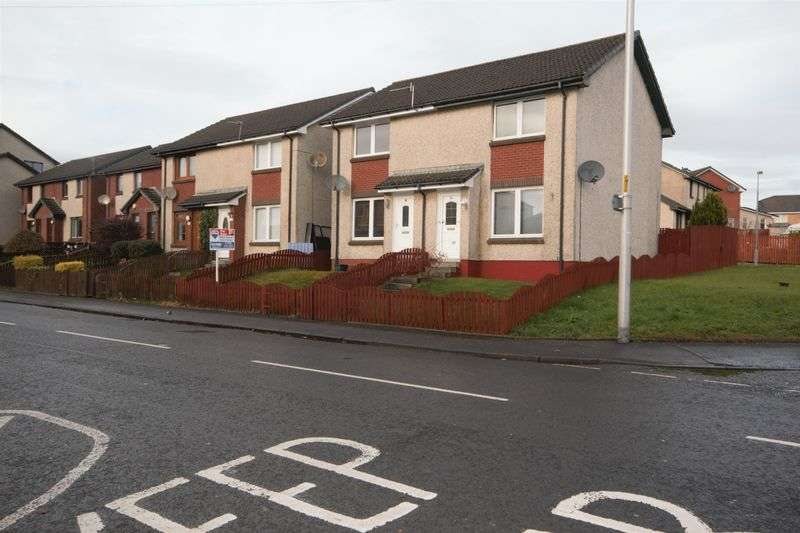2 Bedrooms Semi Detached House for sale in East Main Street, Blackburn, EH47 7QT