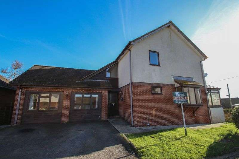 4 Bedrooms Detached House for sale in 5 Churchill Gardens, Zeal Monachorum