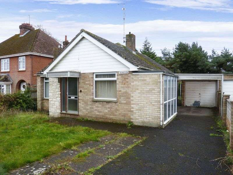 3 Bedrooms Detached Bungalow for sale in Recreation Road, Durrington
