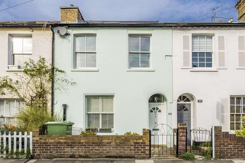 3 Bedrooms Terraced House for sale in Westfields Avenue, Barnes, SW13