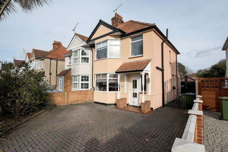 3 Bedrooms Semi Detached House for sale in Maybush, Southampton
