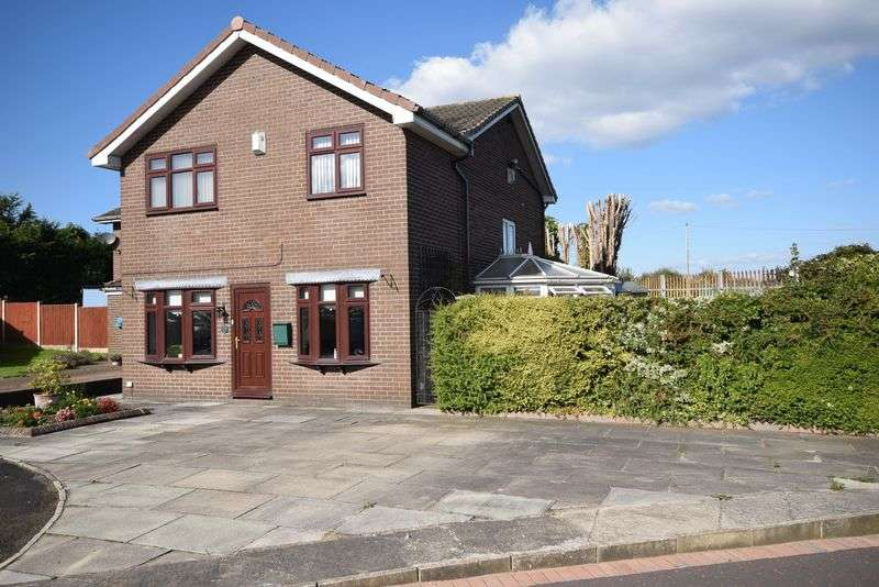 3 Bedrooms Detached House for sale in Ramsey Close, WIDNES
