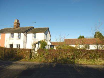 5 Bedrooms Semi Detached House for sale in Aldham, Ipswich, Suffolk