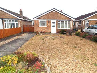 2 Bedrooms Bungalow for sale in Yeomans Dale, East Goscote, Leicester, Leicestershire