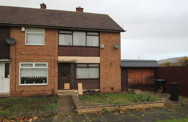 2 Bedrooms Terraced House for sale in Roseberry Road, Longlands