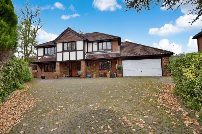 5 Bedrooms Detached House for sale in Tudor Woods, Llanyravon, Cwmbran