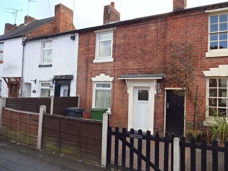 2 Bedrooms Terraced House for sale in Offmore Road, Kidderminster DY10 1SL