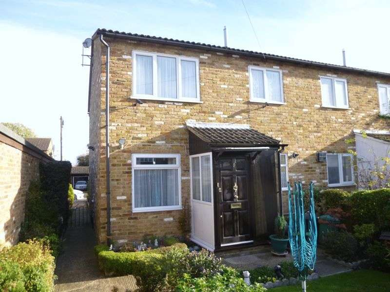 1 Bedroom Semi Detached House for sale in Russell Gardens, West Drayton
