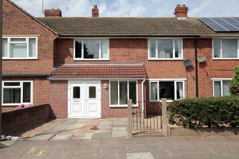 3 Bedrooms Terraced House for sale in Bardolf Road, Doncaster, South Yorkshire, DN4