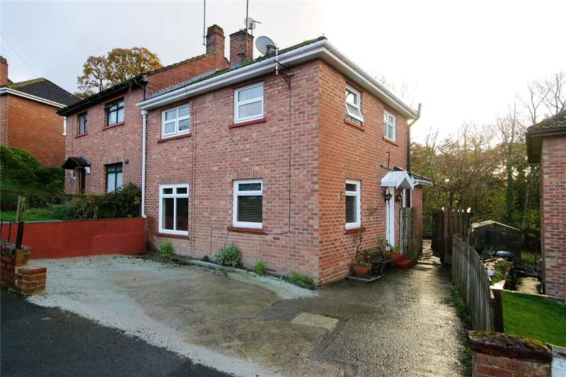 3 Bedrooms Semi Detached House for sale in The Chesters, Ebchester, Consett, DH8
