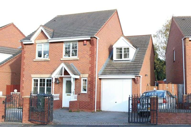 5 Bedrooms Detached House for sale in Somerset Road, West Bromwich