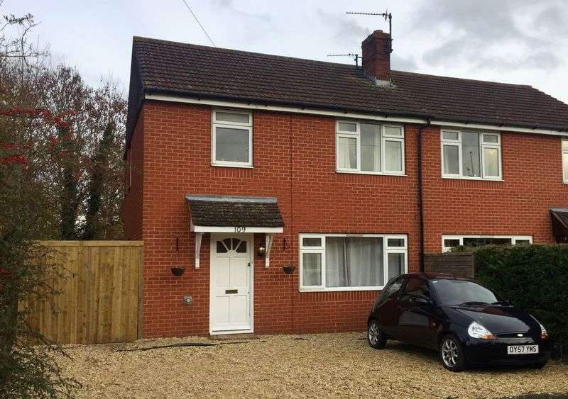 3 Bedrooms Semi Detached House for sale in Poplar Grove, Oxford