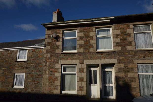 3 Bedrooms Terraced House for sale in East End, Redruth, Cornwall