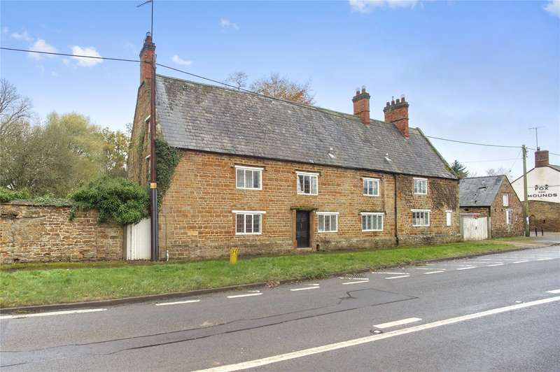 6 Bedrooms Detached House for sale in Banbury Road, Charwelton, Daventry, Northamptonshire, NN11