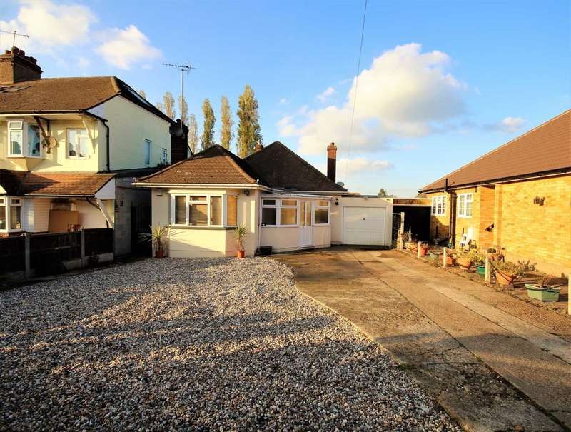 3 Bedrooms Detached House for sale in Westbourne Drive, Brentwood