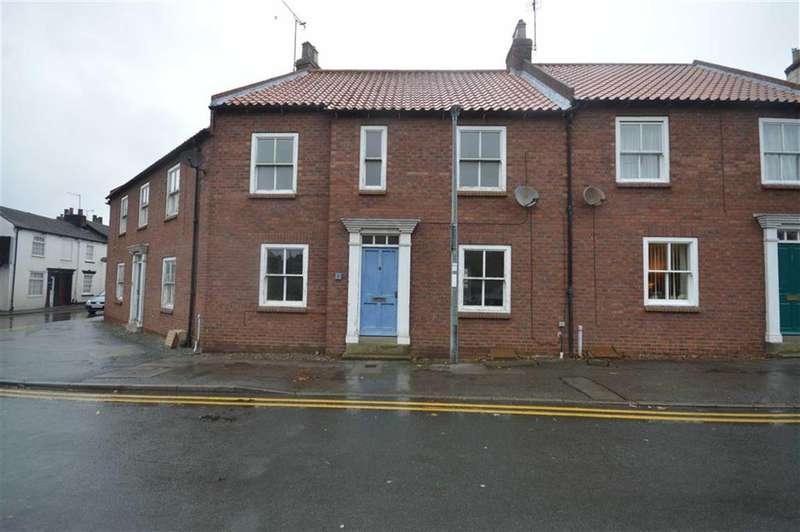 3 Bedrooms Terraced House for sale in King Street, Hornsea, East Yorkshire