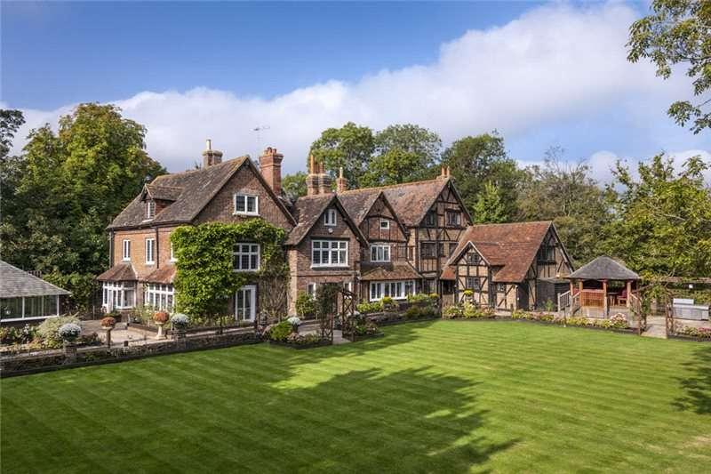 10 Bedrooms Detached House for sale in Cudworth Lane, Newdigate, Dorking, Surrey, RH5
