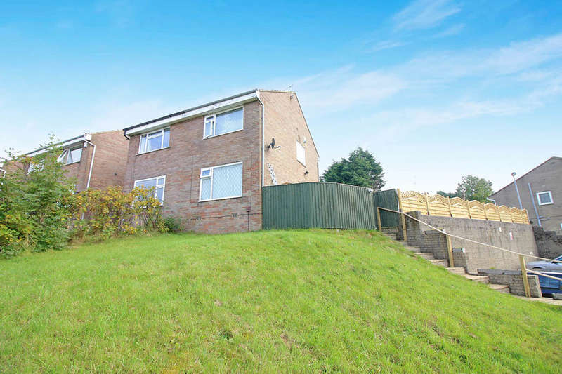 2 Bedrooms Semi Detached House for sale in Cherry Tree Rise, Keighley, BD21