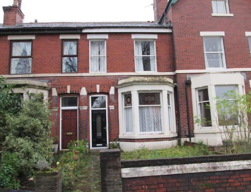 3 Bedrooms Property for sale in Parliament Street, Bury, BL9