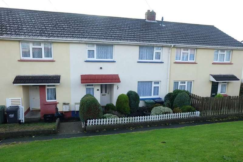 3 Bedrooms Terraced House for sale in Charles Dart Crescent, Barnstaple
