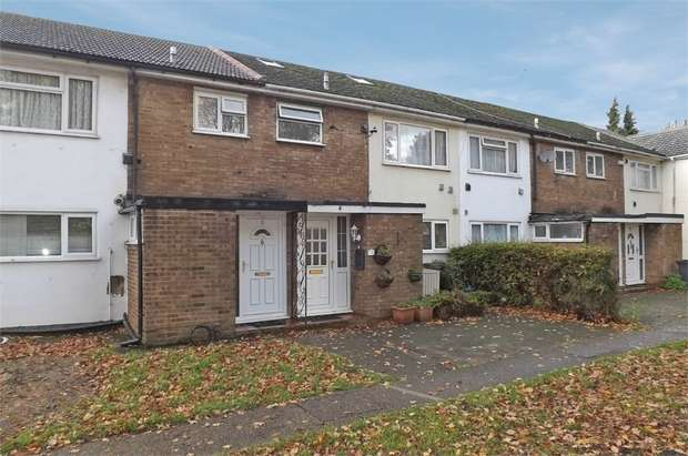 4 Bedrooms Terraced House for sale in The Avenue, Cranford, Hounslow, Greater London