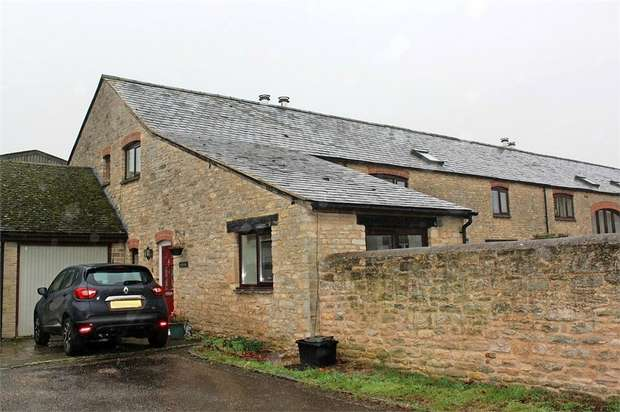 2 Bedrooms End Of Terrace House for sale in Hollow Furlong, Cassington, Witney, Oxfordshire