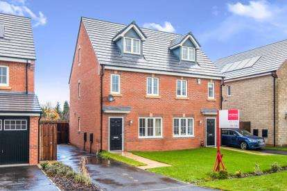 3 Bedrooms Semi Detached House for sale in Oak Leaf Drive, Bamber Bridge, Preston, Lancashire