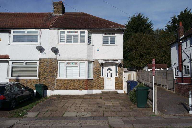 3 Bedrooms End Of Terrace House for sale in Westcombe Drive, High Barnet