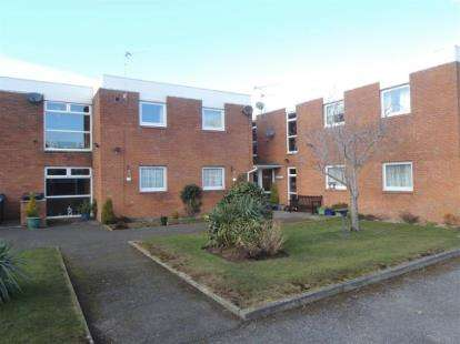 1 Bedroom Flat for sale in Waddington Court, Waddington Road, Lytham St. Annes, Lancashire, FY8