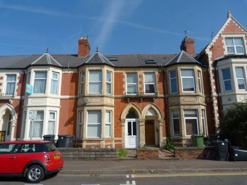 8 Bedrooms House for rent in Colum Road, Cathays, ( 7 Beds )