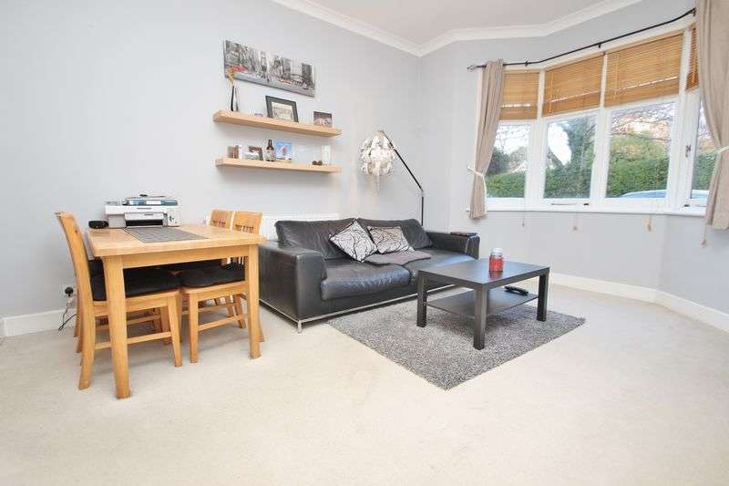 2 Bedrooms Flat for sale in Milton Road, Charminster