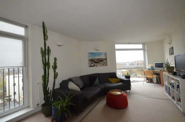 1 Bedroom Flat for sale in Vanguard House, London Fields, E8