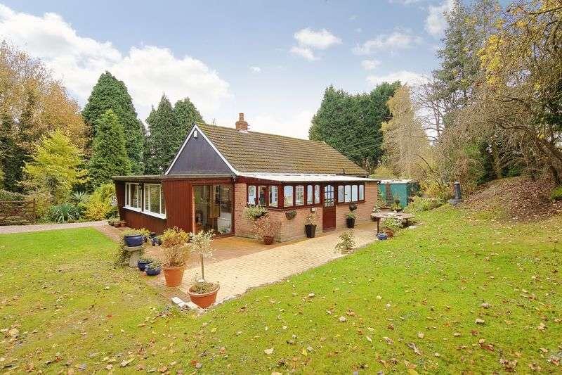 2 Bedrooms Detached Bungalow for sale in Harris Lane, Ironbridge