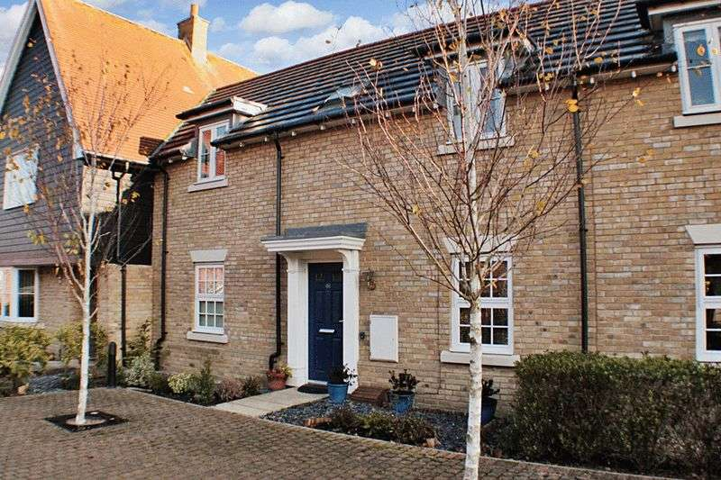 3 Bedrooms Retirement Property for sale in Meadow Park Phase 1, Braintree, CM7 1TD
