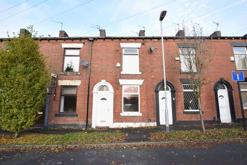 2 Bedrooms Terraced House for sale in Ripponden Street, Oldham