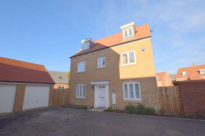 6 Bedrooms Detached House for sale in ASPEN PARK within easy reach of APSLEY MAINLINE STATION