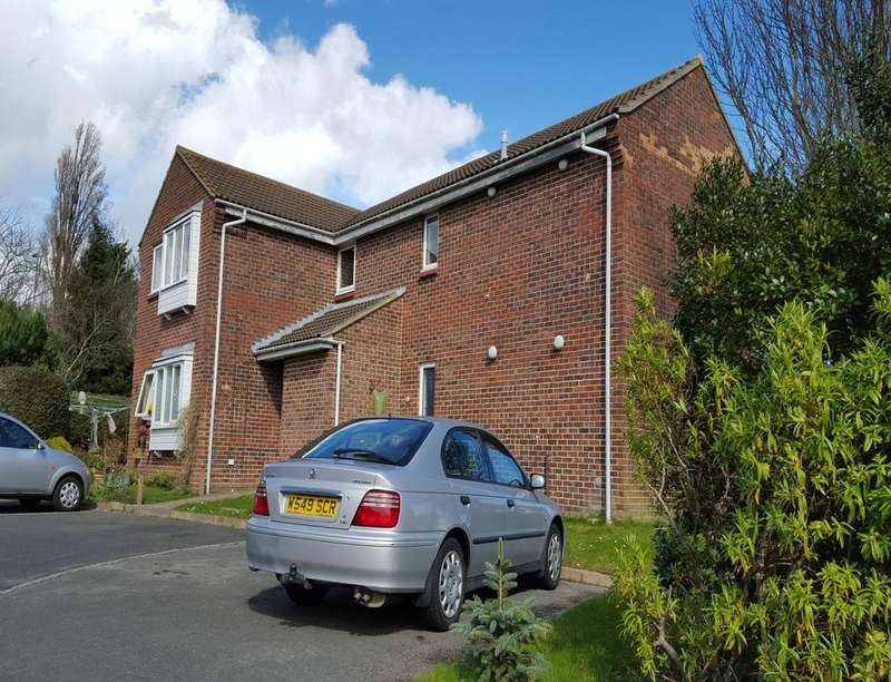 Flat for sale in Wagtail Way, Portchester, Fareham, PO16