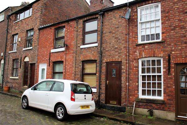 1 Bedroom Terraced House for sale in Clowes Street, Macclesfield