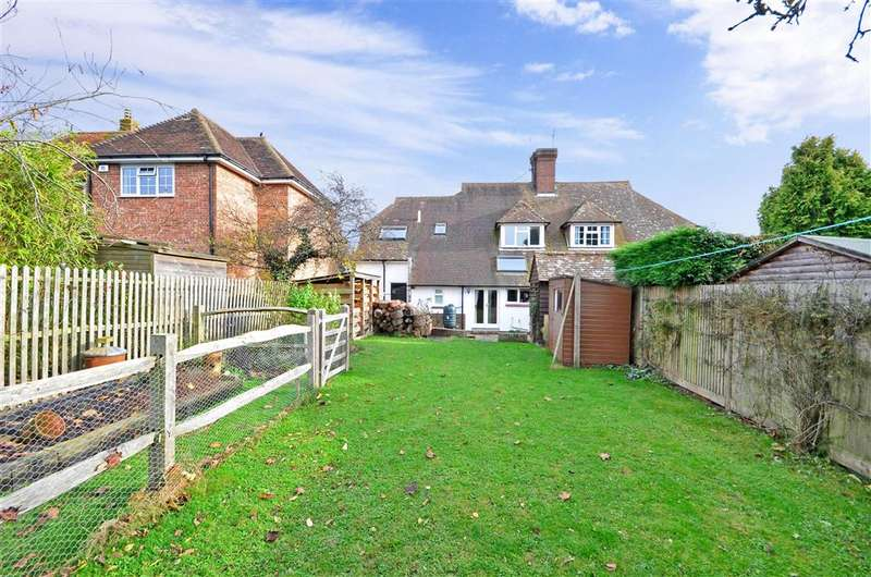 3 Bedrooms Semi Detached House for sale in Henfield Road, Cowfold, Horsham, West Sussex