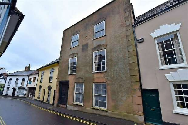 8 Bedrooms Terraced House for sale in High Street, Axbridge, Somerset