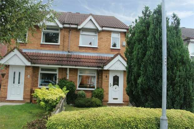 2 Bedrooms Semi Detached House for sale in Green Gates, Liverpool, Merseyside