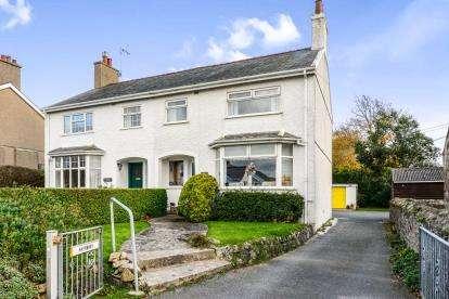 4 Bedrooms Semi Detached House for sale in Lon Sarn Bach, Abersoch, Gwynedd, LL53