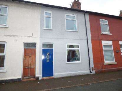 2 Bedrooms Terraced House for sale in Oldham Street, Warrington, Cheshire, WA4
