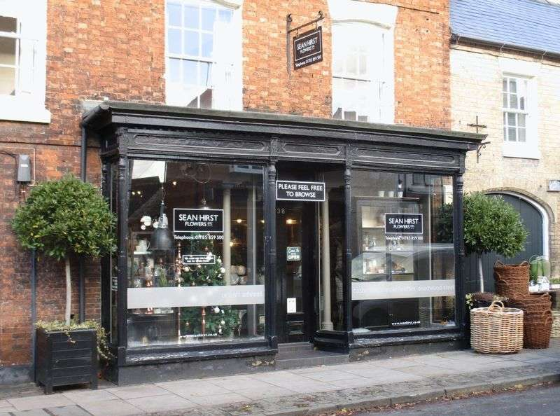 Property for sale in Exceptional flower & home furnishings business