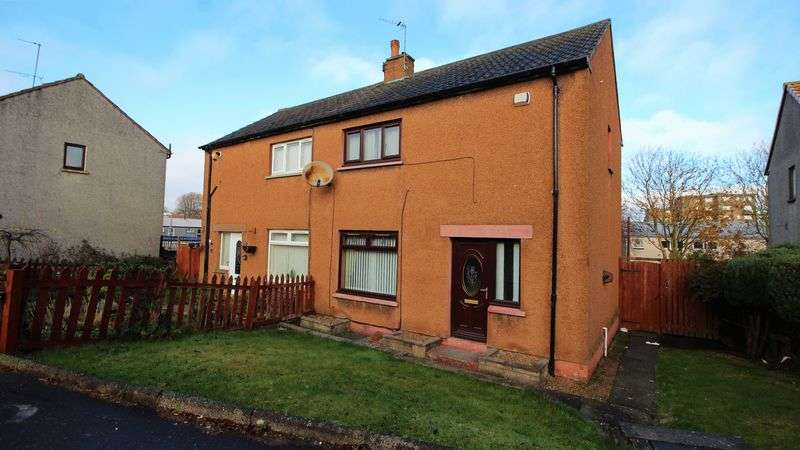 2 Bedrooms Semi Detached House for sale in Birnam Road, Kirkcaldy