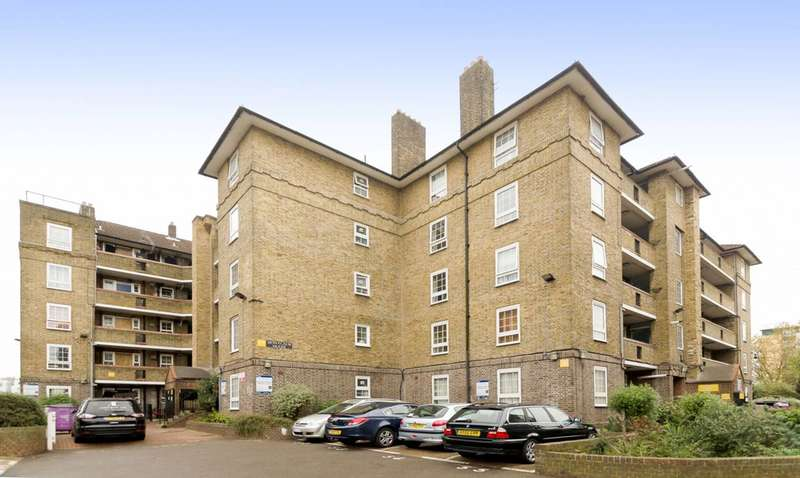 2 Bedrooms Flat for sale in Montcalm House, Isle Of Dogs, E14
