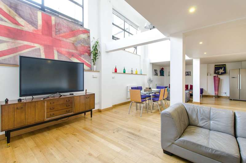 3 Bedrooms Flat for sale in Dolland Street, Kennington, SE11