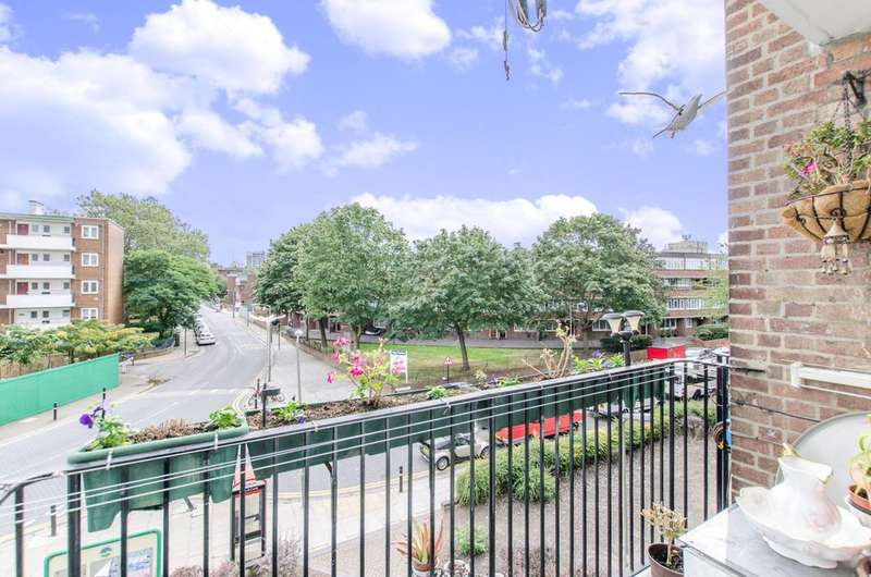 2 Bedrooms Flat for sale in Patmore Estate, Nine Elms, Nine Elms, SW8
